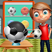 Download Football Making Factory – Soccer Ball Sports Shop 1.0.1 APK