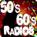 Download Free 60s & 50s Radios Music 1.8 APK