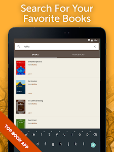 screenshot of Free Books - Read & Listen version Varies with device