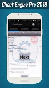 Download Free Cheat Engine Pro New 2K18 1.1 APK