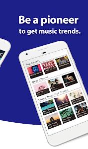 screenshot of Free Music MP3 Player(Download LITE version 6.93