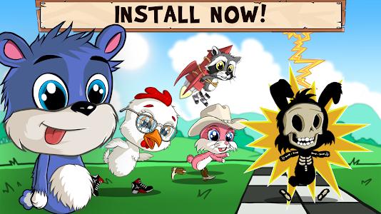 Download Fun Run 2 - Multiplayer Race 4.6 APK