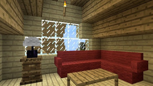 Download Furniture Mod for Minecraft PE 1.0 APK