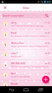 Download Candy SMS 3.0.9 APK