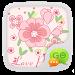 Download GO SMS Pro Love Petal Theme EX 1.0 APK