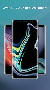 screenshot of Galaxy Note 9 Wallpaper version 1.2