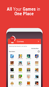 screenshot of Game Booster | Play Games Faster & Smoother version 4104r