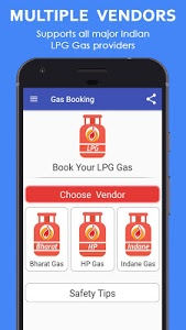 Download Gas Booking App 1.2.2 APK