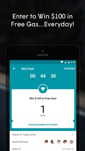 screenshot of GasBuddy: Find Cheap Gas version Varies with device