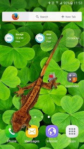 Download Gecko in Phone scary joke 2.2 APK