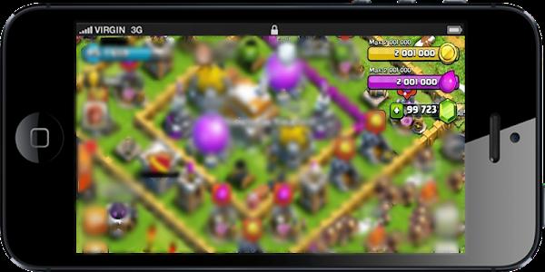 Download Gems Clash of Clans PRANK 1.0 APK