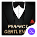 Gentleman-APUS Launcher theme for Andriod