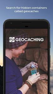 screenshot of Geocaching® version 7.2.0