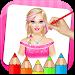 Download Girls Coloring Book & Drawing Book Game 2.0.0 APK