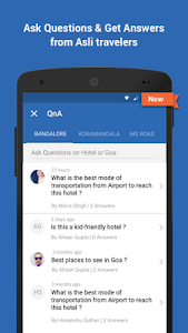 screenshot of Goibibo-Hotel Flight Bus Car version 2.7.4