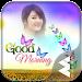 Download Good Morning Photo Frames 1.8 APK