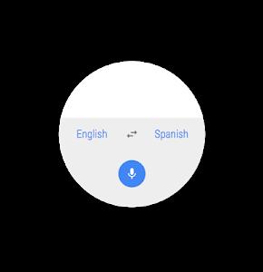 screenshot of Google Translate version 5.5.0.RC04.137189260
