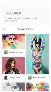 screenshot of Toolwiz Photos - Pro Editor version 11.04