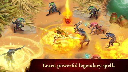 screenshot of Guild of Heroes - fantasy RPG version 1.70.10