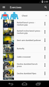 Download Gym App Workout Log & tracker for Fitness training  APK