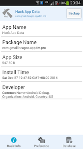 Download Hack App Data 1.9.10 APK