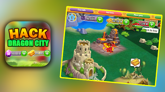 Download Hack For Dragon City Game App Joke - Prank 1.0 APK