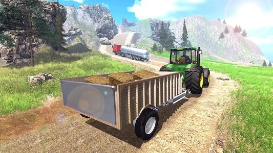 Download Heavy Tractor Trolley Cargo:Rural Farmer Simulator 1.3 APK