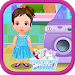 Home Laundry Girls Games