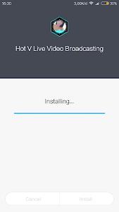 Download Hot V Live video broadcasting 1.0 APK