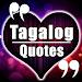 Download Tagalog, Hugot, Pinoy & Bisaya Love Quotes Editor 1.14 APK