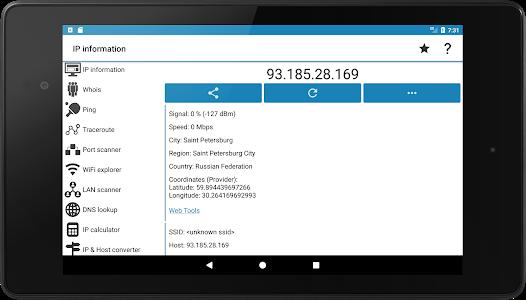 Download IP Tools: WiFi Analyzer 8.4.3 APK