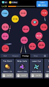 Download Idle Knife - Simulation&Weapon Evolution 1.1.3 APK