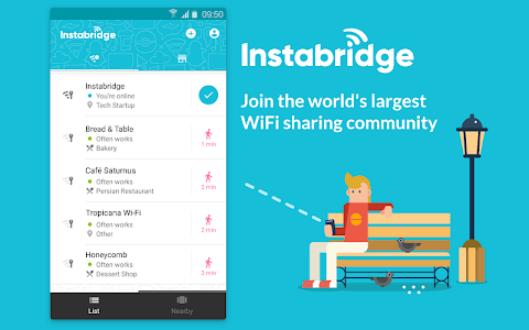 Download Instabridge - Free WiFi Passwords and Hotspots  APK