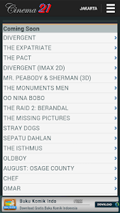 Download Jadwal Cinema 21 4.0.3 APK