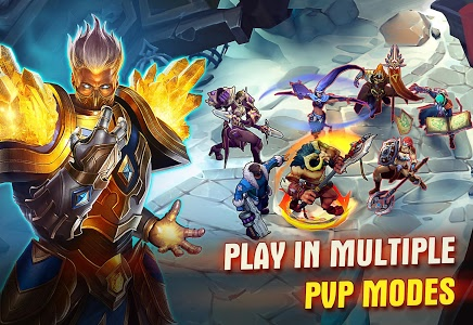 Download Juggernaut Wars: RPG Arena with dungeons & raids 1.4.0 APK