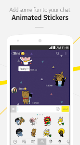 screenshot of KakaoTalk: Free Calls & Text version Varies with device