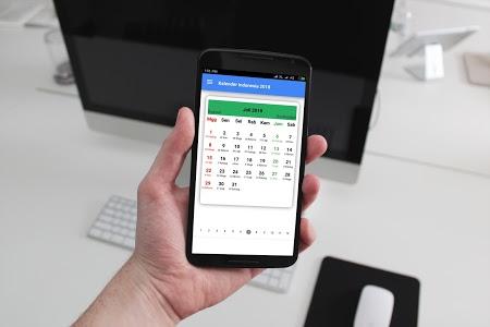 Download Kalender Indonesia 2018 - 2019 1.0 APK