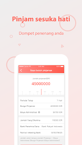 screenshot of Kami Dana Rupiah version 2.1.37_c4983e4