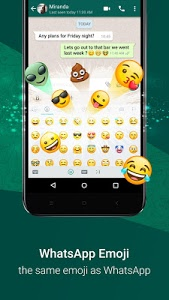 Download Clickey: express whatsapp Emoji chat keyboard 1.0.0.0.342 APK