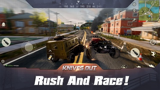 screenshot of Knives Out version 1.210.415162