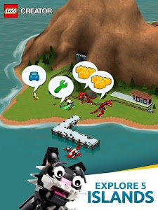 screenshot of LEGO® Creator Islands - Build, Play & Explore version 3.0.0