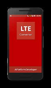 Download LTE Converter 3G To 4G 1.2 APK