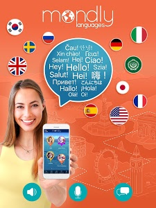 Download Learn 33 Languages Free - Mondly 6.3.4 APK