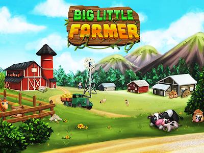 screenshot of Big Little Farmer Offline Farm version 1.4.5