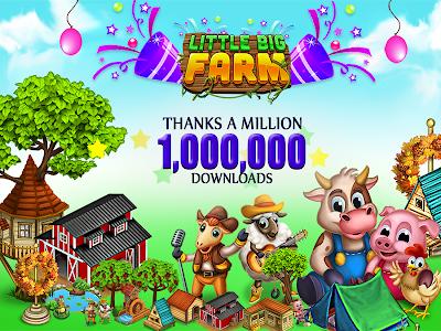 screenshot of Little Big Farm - Offline Farm version 1.3.3