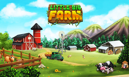 screenshot of Little Big Farm version 1.3.2