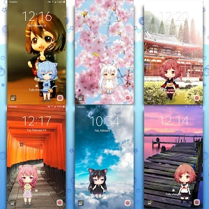 Download Lively Anime Live Wallpaper 2.1.8 APK