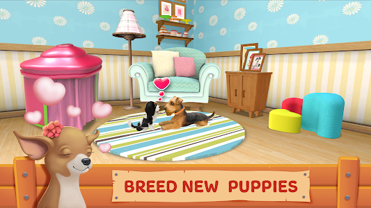 Download Dog Town: Pet Shop Game, Care & Play with Dog 1.2.76 APK