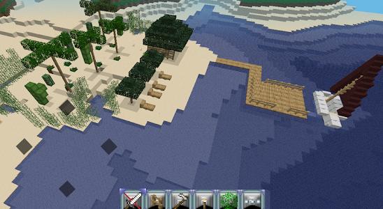 screenshot of Lucky Craft: Pocket Edition version 2.1.7