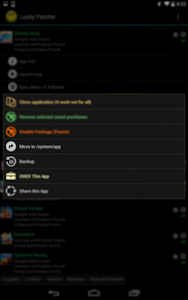 Download Lucky Patcher 1.0 APK